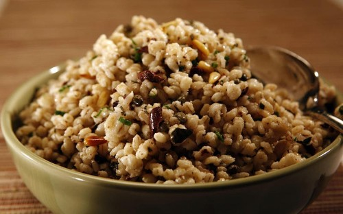 Try this recipe for Mediterranean barley salad for dinner tonight - Los Angeles Times
