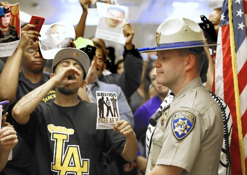 California's racial profiling law is 'terrible' legislation, police officials say