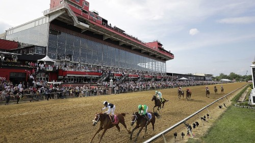 What time is the 2019 Preakness Stakes?