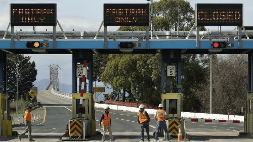 How to beat those pesky automatic toll-road charges if you're driving a rental