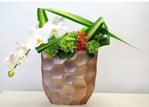 Gardening datebook: Learn Ikebana—the art of Japanese flower arranging.