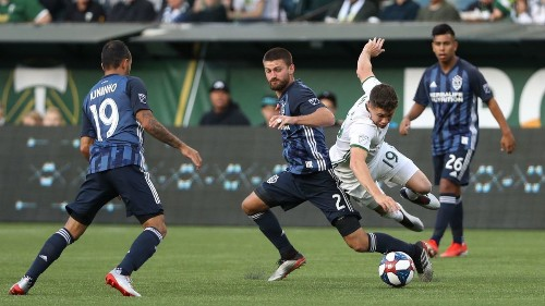 Timbers eliminate Galaxy in the fifth round of the U.S Open Cup
