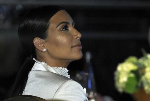 Kim Kardashian tackles wedding rumors, racism - Los Angeles Times
