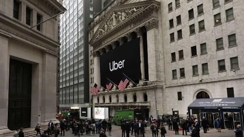 Uber fares are cheap, thanks to venture capital. But is that free ride ending?