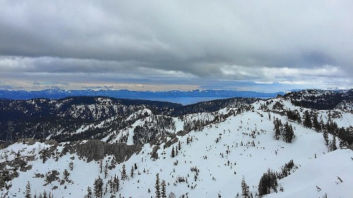 State snowpack has changed a lot in the last year — as have Californians' attitudes toward water