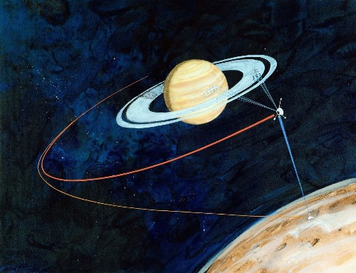 'OK. Let's do it!' An oral history of how NASA's Cassini mission to Saturn came to be