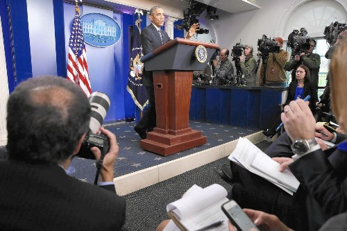 Obama ends year with reminders that he's still not irrelevant - Los Angeles Times
