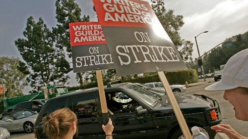 Writers Guild of America will ask members to authorize a strike as contract talks falter