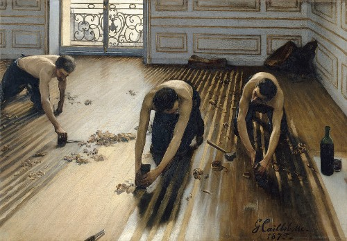 The Kimbell captures 'Painter's Eye,' but it can't elevate Caillebotte - Los Angeles Times