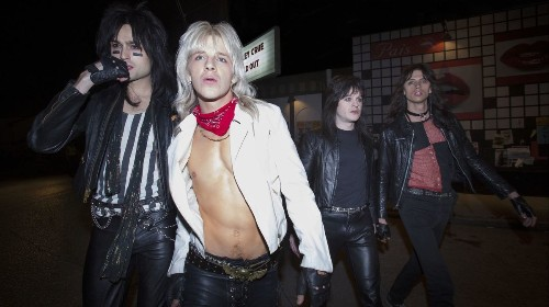 Mötley Crüe biopic 'The Dirt,' as vapid and sexist as the band in its heyday
