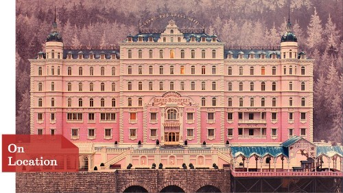 Why 'The Grand Budapest Hotel' was pretty as a postcard