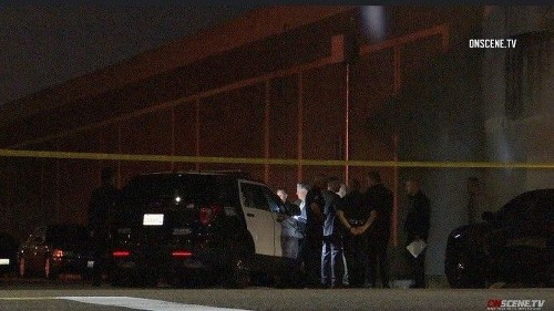 Police shoot armed man during traffic stop in South L.A.