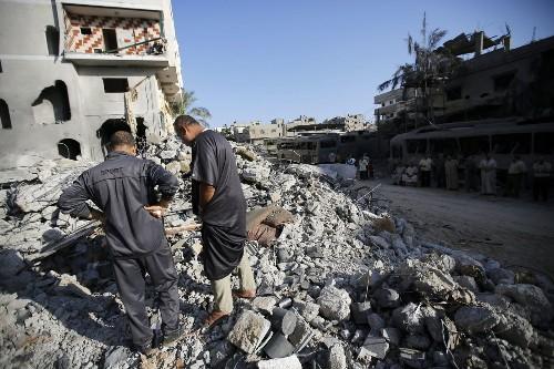 Hamas denies Israel airstrike in Gaza killed elusive leader - Los Angeles Times