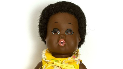 Baby Nancy, the first 'black' doll, woke the toy industry
