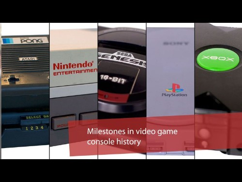 Photo history of video game consoles: looking back on the boxes that dictated our social life - Los Angeles Times
