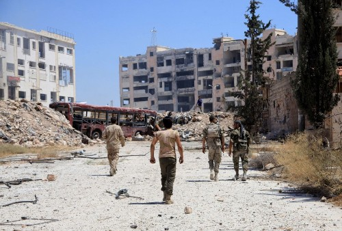 Syria's Assad offers amnesty to rebels, who call it 'meaningless'