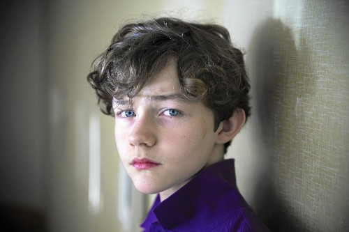 In 'Pan,' Levi Miller takes an unexpected trip to Neverland