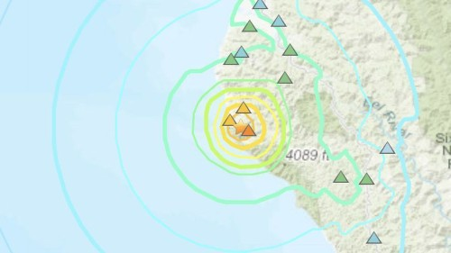 The biggest California earthquake of 2019 hit the state this weekend