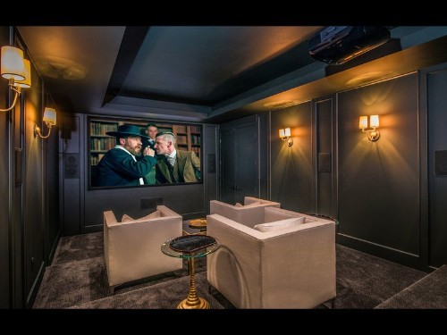 For your consideration: Luxury home screening rooms - Los Angeles Times