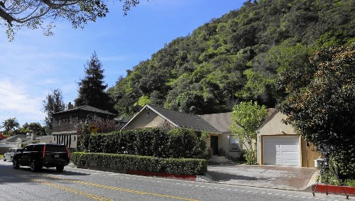 Still standing: L.A.-area homes that have survived crimes' infamy