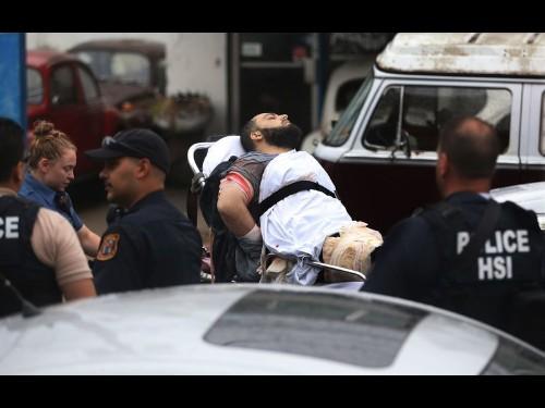 Suspected terrorist attacks in New York, New Jersey and Minnesota stir political debate