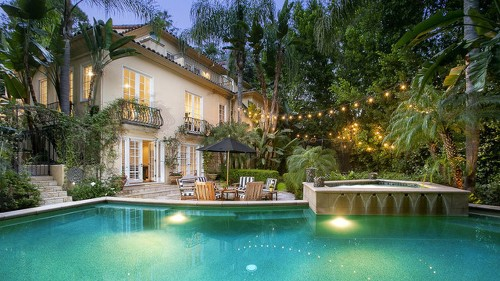 Actor John O'Hurley puts a retail price of $6.5 million on his Beverly Hills villa