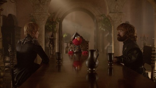Why Elmo and Cookie Monster made cameos in 'Game of Thrones' and 'Westworld'