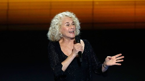 In solidarity with the women's marches, Carole King releases a new version of an old song