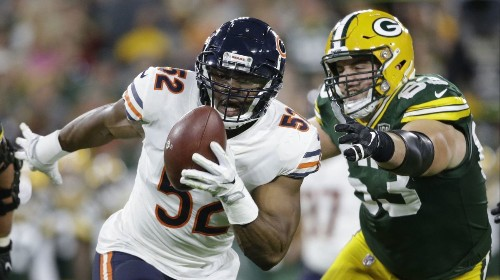 Packers at Bears will open 2019 NFL season instead of Super Bowl champion