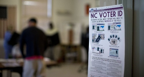 Supreme Court denies North Carolina appeal to enforce its voter ID rules