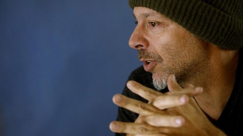 Film and TV director Jose Padilha knows violence and corruption in Brazil. That's why he's worried