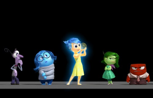 Pixar getting introspective with next movie, 'Inside Out'