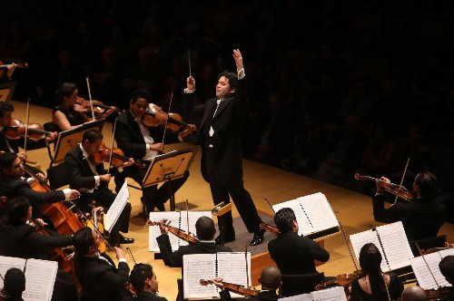Gustavo Dudamel: Why I don't talk Venezuelan politics