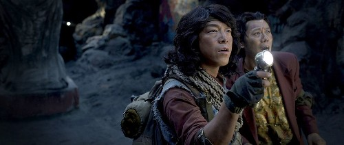 As China waits for 'Star Wars,' 'Mojin' digs up $183 million at box office - Los Angeles Times