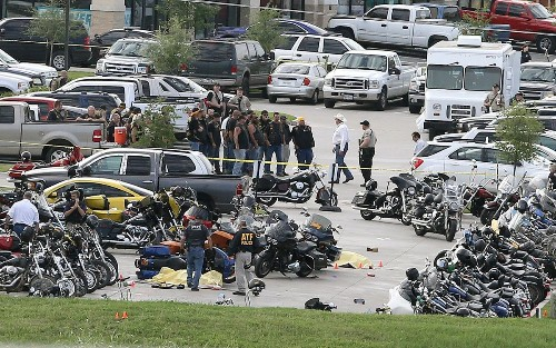 Grand jury indicts 106 bikers in shootout with police in Waco, Texas