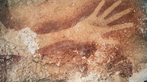 Europe the birthplace of art? Cave art shows Indonesia has a claim