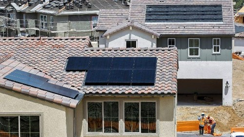 California is the first state to require solar panels on new homes. Here's why Big Brother is on to something - Los Angeles Times