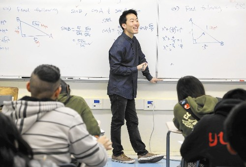 How a Lincoln High teacher gets all his students to pass the AP Calculus exam - Los Angeles Times