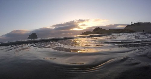Dunes, rocks, trails and empty beaches: Road-tripping the Oregon coast
