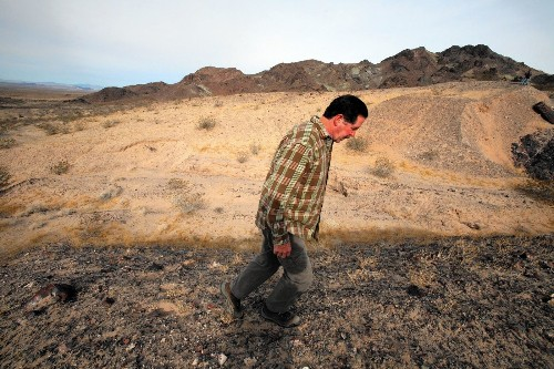 Feinstein asks Obama to bypass Congress to create three desert monuments - Los Angeles Times