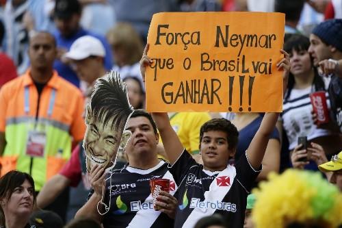 Neymar's break is a bad one for Brazil