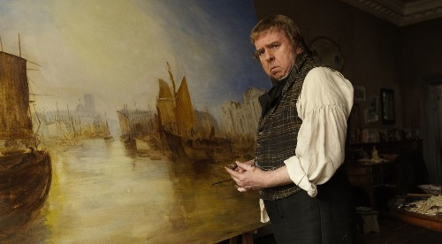 'Mr. Turner' an unblinking portrait of British artist J.M.W. Turner