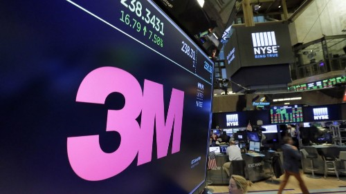 3M stock tumbles the most since 1987's Black Monday as its outlook crumbles