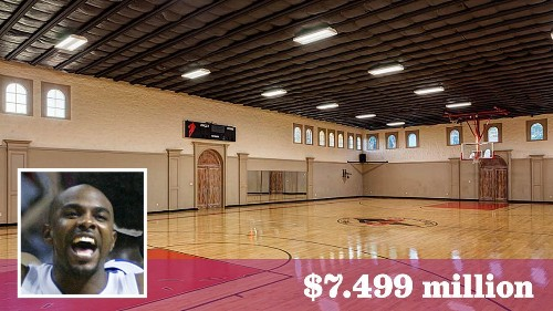 NBA journeyman Mike James prices sports compound at $7.5 million