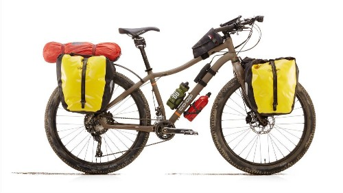 The latest gear and bikes for bikepackers