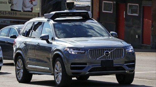 Uber's self-driving unit secures $1-billion investment ahead of IPO