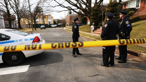 Suspect arrested in killing of reputed mob boss in New York