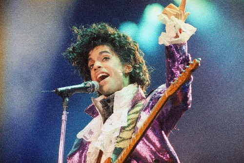 10 great moments from Prince's career