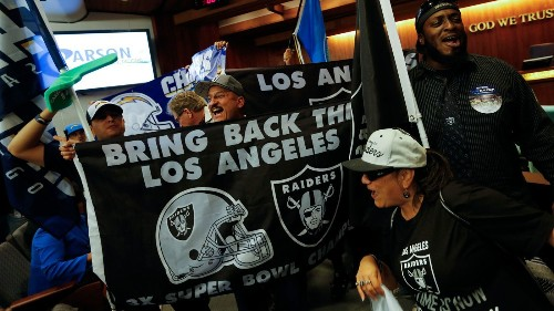 Carson City Council gives unanimous approval to NFL stadium - Los Angeles Times