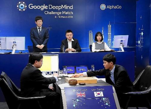 After Google's AlphaGo program beats Go champion, what's next for AI?